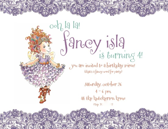 Fancy Nancy invite - Version 2 (1)